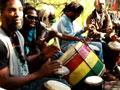 Donisha and Nyabinghi Drummers