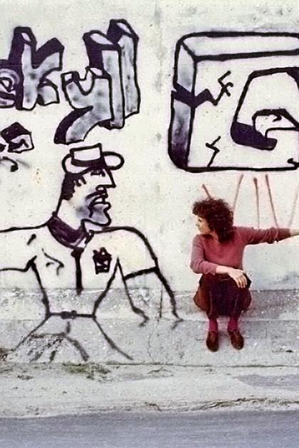 Irene – Berlin wall