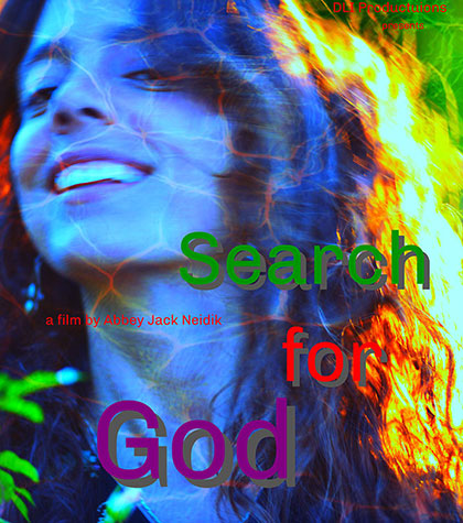 Search for God – Cover