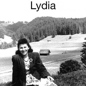 Lydia's story