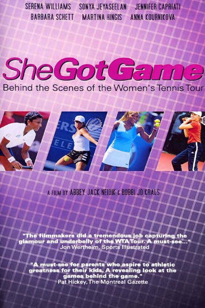 She got game – DVD