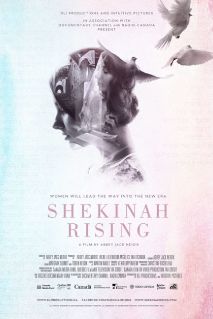 Shekinah Rising Poster