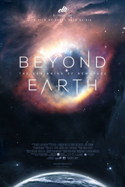 Beyond Earth Poster
