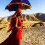 Donisha Prendergast in the Judean Desert