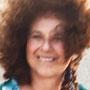 Irene Angelico in the Judean Desert